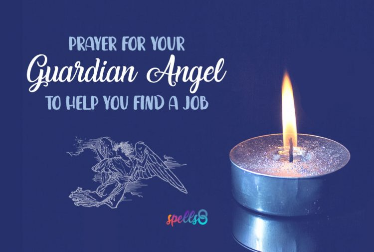 A Prayer to Your Guardian Angel to Help you Find a Job