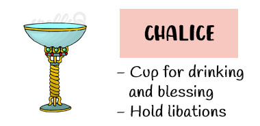 Chalice tool for Real Magic Spells