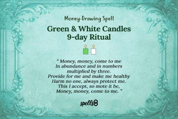 "9-Day Money-Drawing (""Novena"") Spell"