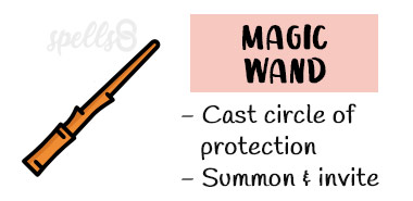 Magic Wand Witchcraft Tools Spells8