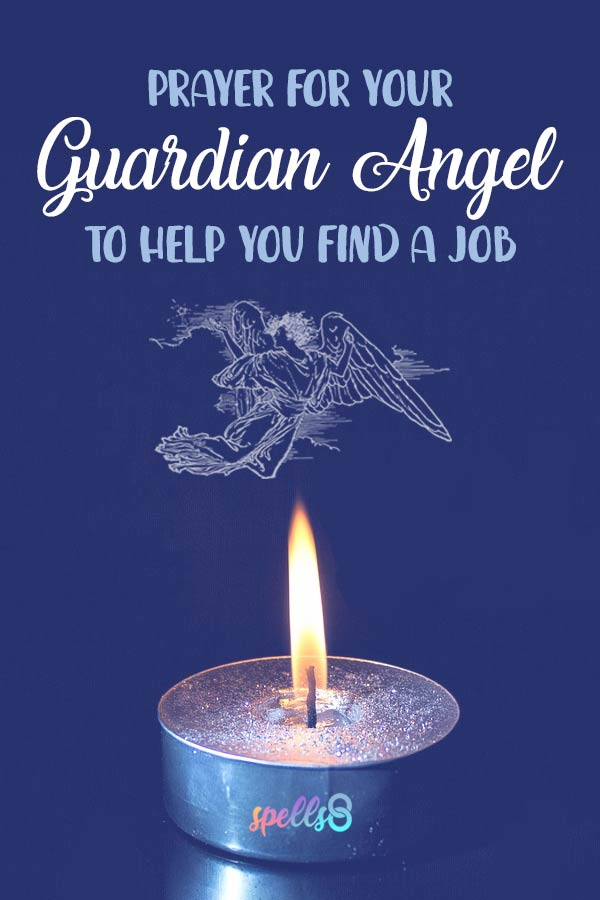 Prayer to your Guardian Angel to Find a Job