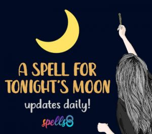 Spell for Tonight's Moon