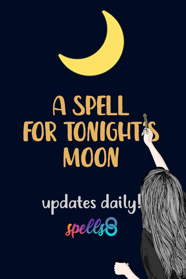 A Spell for Tonight's Moon