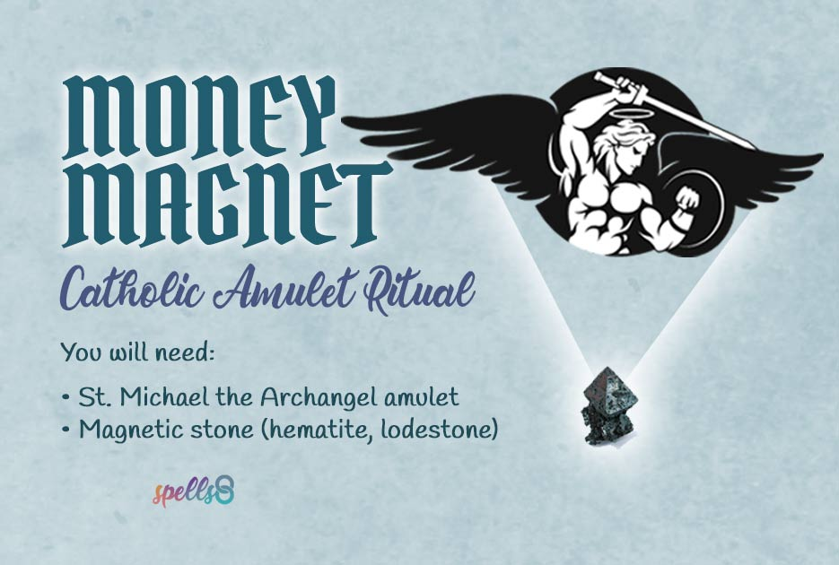 'Money Magnet': A Catholic Ritual for Urgent Needs