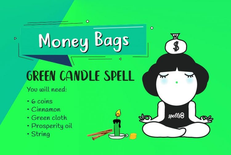 'Money Bags': A Powerful Spell with Cinnamon and Coins