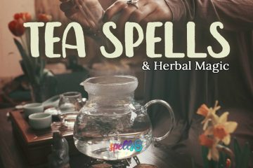 Magickal Herbal Tea Recipes