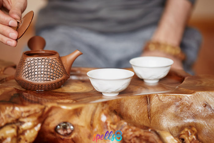 Tips for casting Tea spells and rituals
