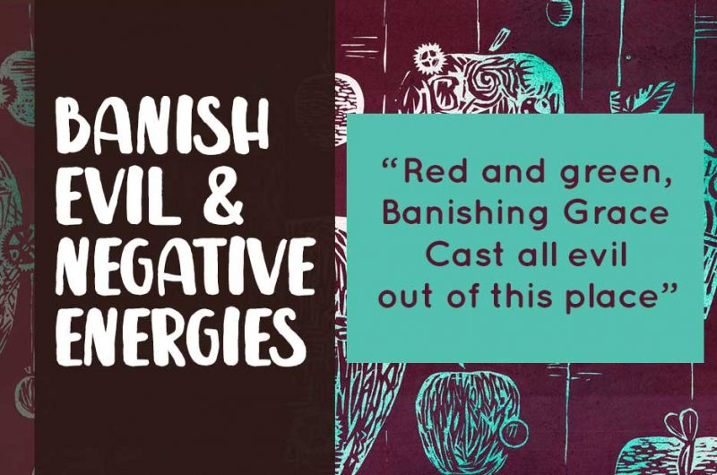 ▶️ 'Banishing Grace': Easy Spell to Remove Evil & Negativity