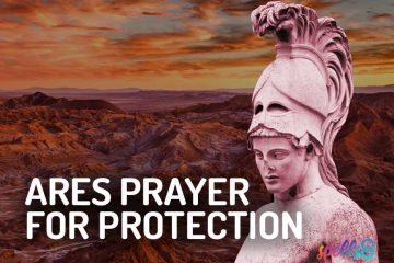 Ares Daily Wiccan Devotional Prayer