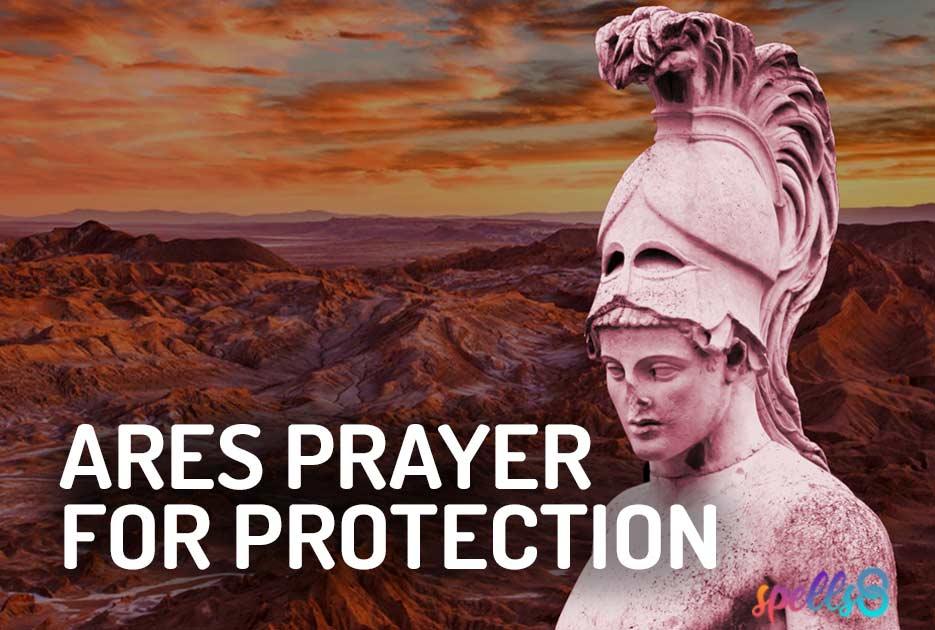 Ares Devotional Prayer