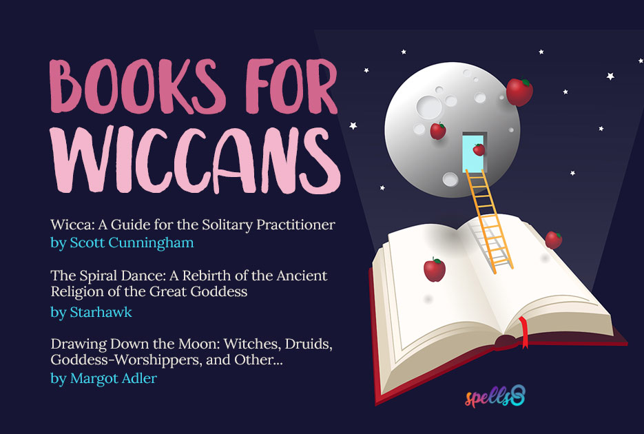 Witches List of Books on Wicca for Beginners | Spells8