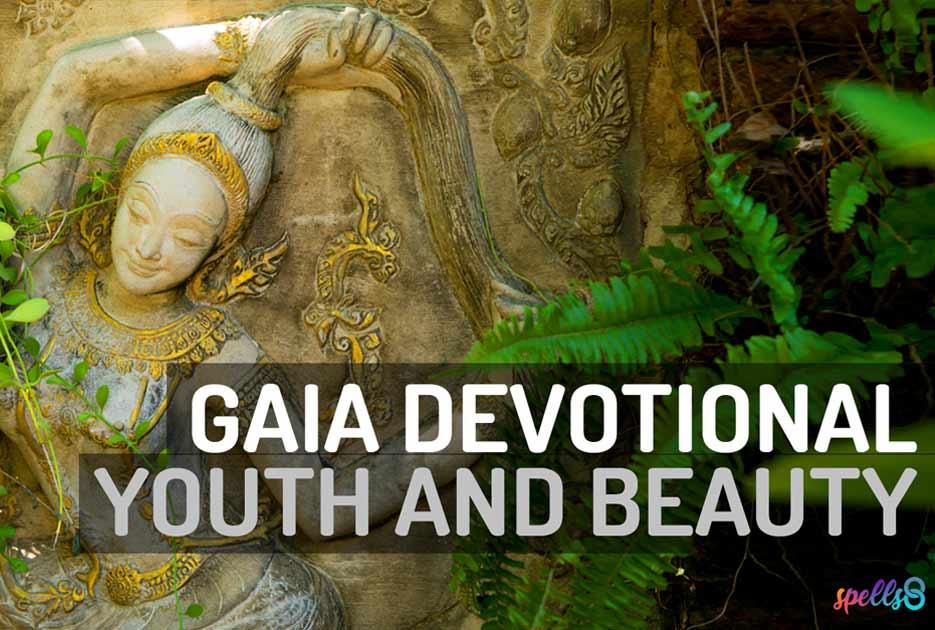 Gaia Wiccan Devotional Prayer