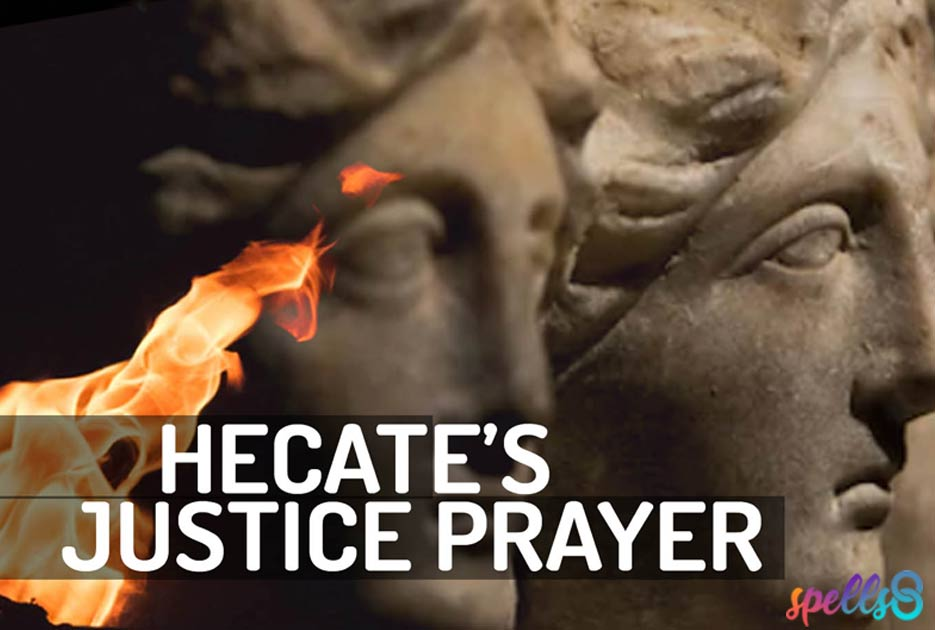 Hecate Devotional Prayer