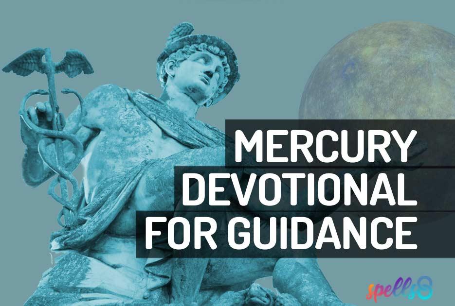 Mercury Devotional Wiccan Prayer