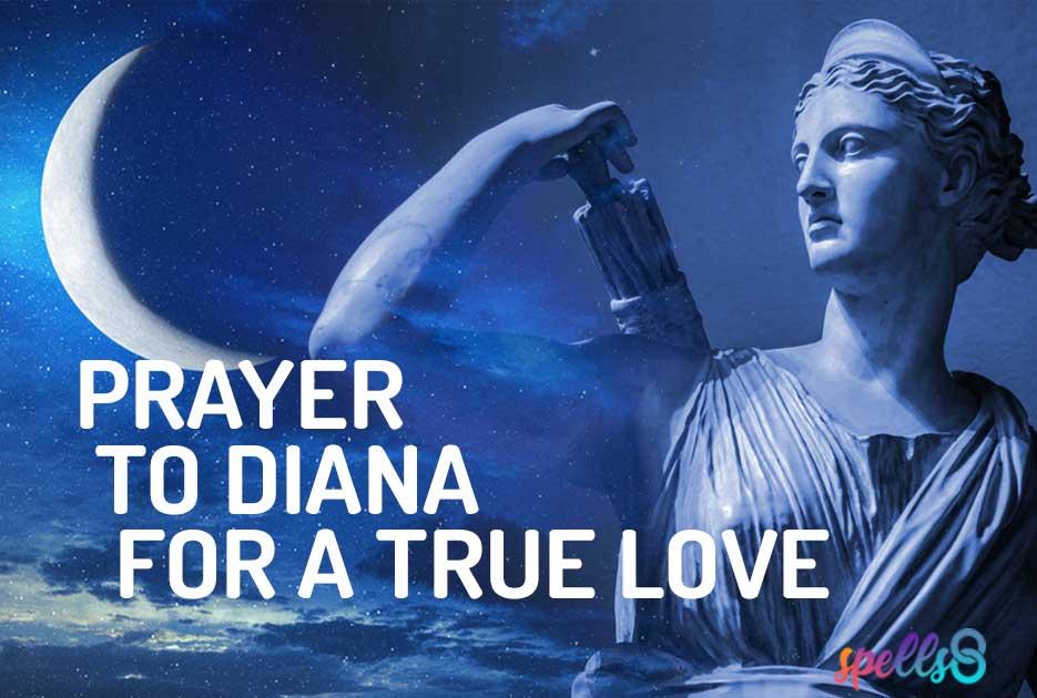 Prayer Diana Wiccan Devotional