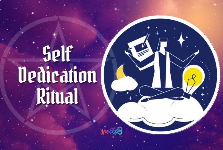 Wicca Self Dedication Ritual