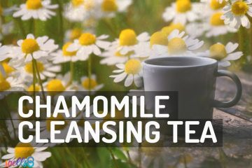 Chamomile Cleansing Tea Magic Spell