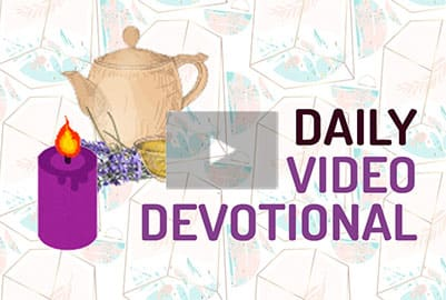 Daily video devotional