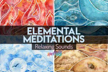 Witchy Elemental Meditations