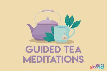 Guided Tea Meditations