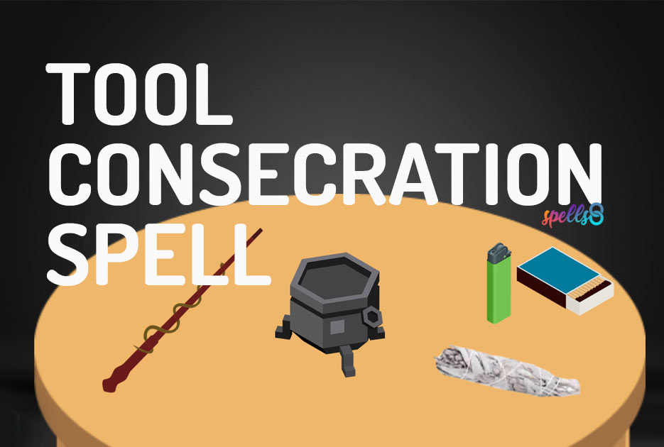 Wicca Tool Consecration Spell