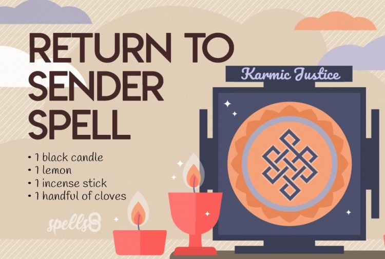 ▶️'Return to Sender': Easy Karmic Justice Spell