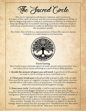 photograph about Printable Book of Shadows named Wicca for Rookies: Cost-free Printable Reserve of Shadows Grimoire