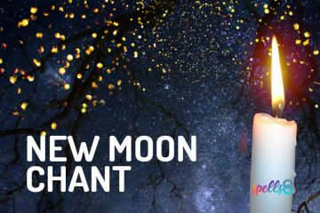 New Moon Chant Wiccan