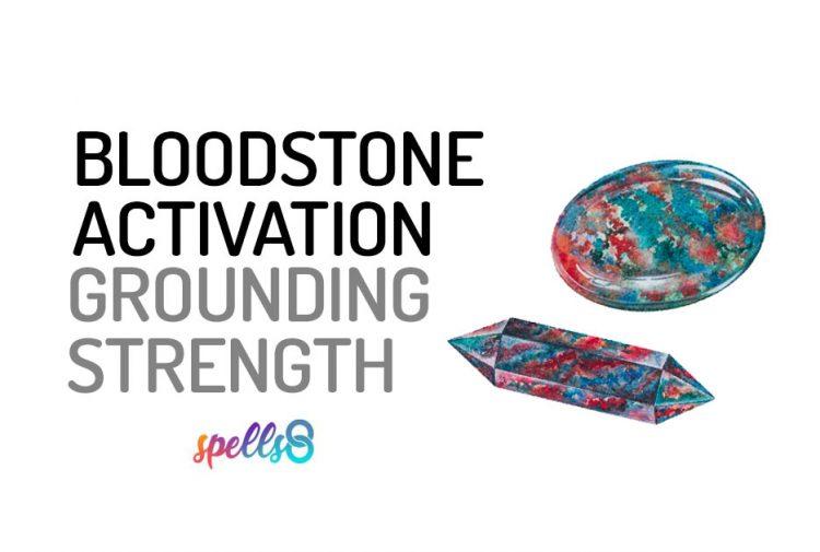 Bloodstone Hematite Activation