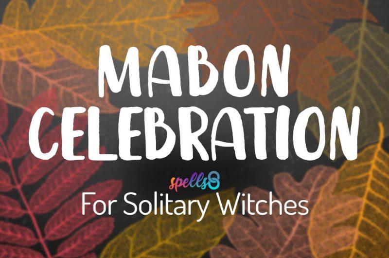 Mabon Solitary Ritual Celebration