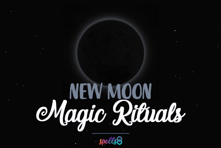 New Moon Witch Ritual