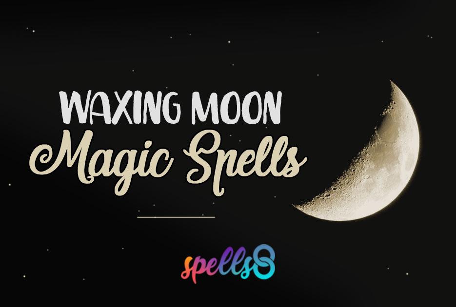 Waxing Moon Wicca