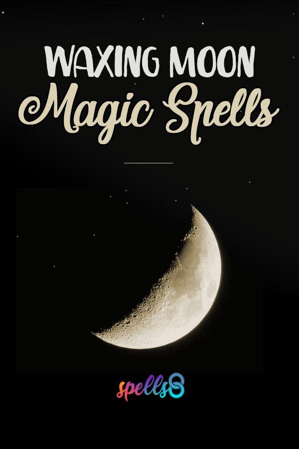 Waxing Moon Ritual Ideas