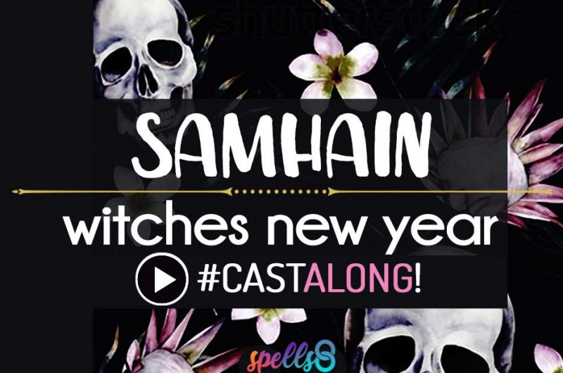 Samhain Ritual for Solitary Witches