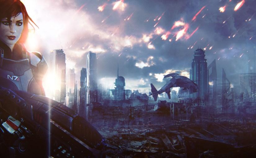 Emma mot världen 1 – Mass Effect