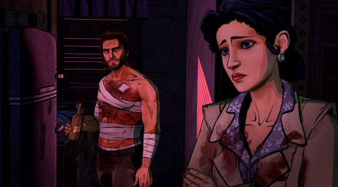 Spoilercast – The Wolf Among Us: Episode 4