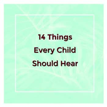 every child should hear