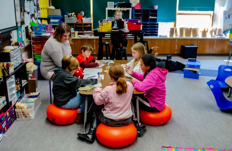 Highlight Series, featuring David Turnham Educational Center's initiative to reach all learners