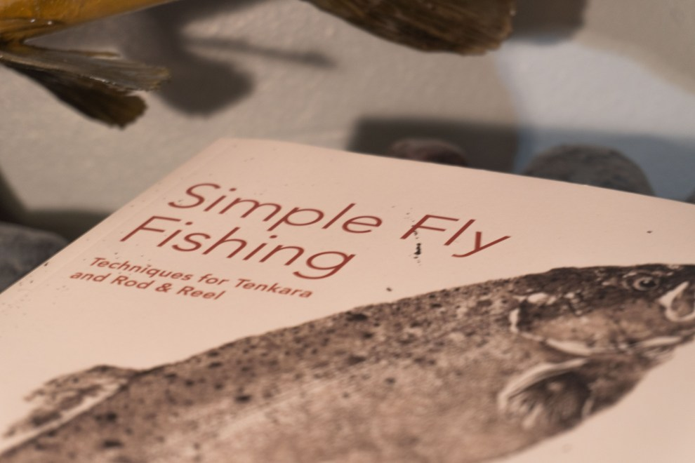 Book Review: Simple Fly Fishing