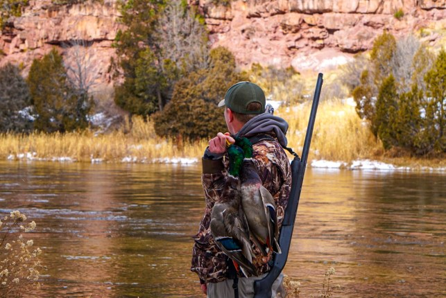 New Year's Resolutions for Hunters and Anglers