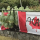 Disgraceful: Canadian Flag Display Vandalized