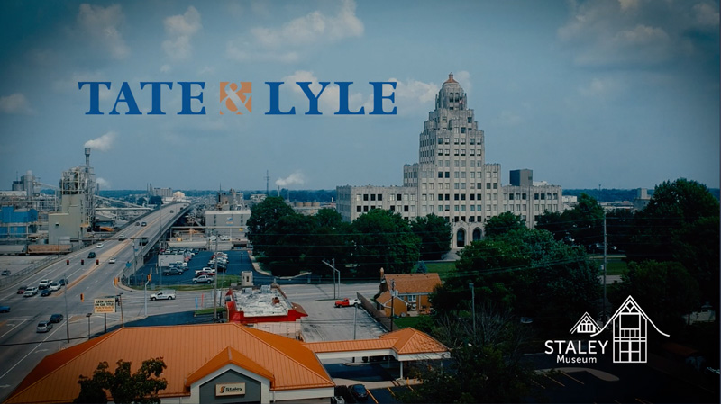 Image of Tate & Lyle building formerly Staleys