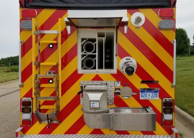 Nappanee Fire Department, IN