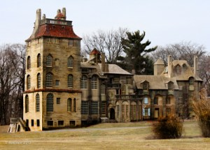 Font Hill Castle - Henry Mercer's Mansion