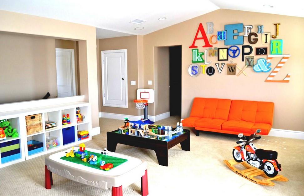 Small Game Room Ideas For Kids Novocom Top