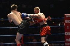 Darryl Pearce (Blue) vs Sam Kerridge (Red)