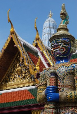 The Grand Palace Bangkok, Thailand pic 18
