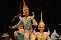 Khon Dance Performance Royal Albert Hall 352