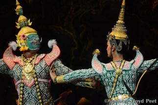 Khon Dance Performance Royal Albert Hall 383