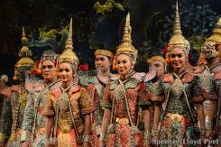 Khon Dance Performance Royal Albert Hall 450